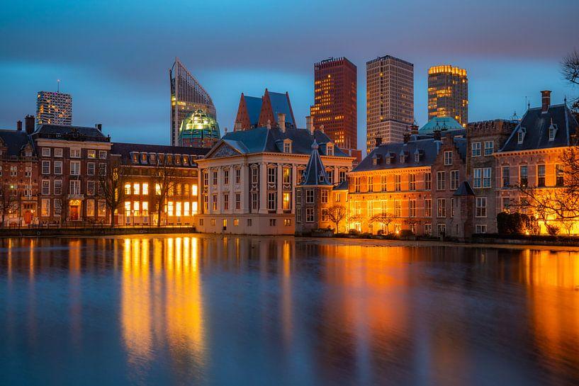 De Hofvijver, Den Haag van Arisca van 't Hof