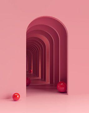 Rote Bögen von shoott photography