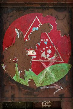 Vervallen symbool. von Pieter van Roijen