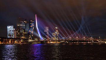 Erasmusbrücke von Dick van der Wilt