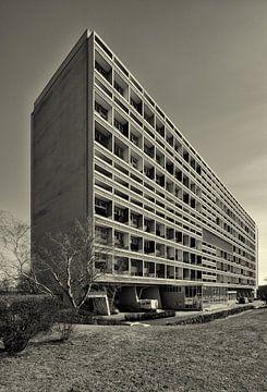 Unité d'Habitation in Berlijn van Dennis Morshuis