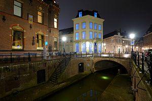Nieuwegracht, Trans en Pausdam in Utrecht