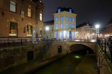 Nieuwegracht, Trans en Pausdam in Utrecht sur Donker Utrecht
