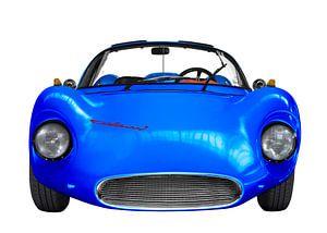 Colani GT in blue von aRi F. Huber