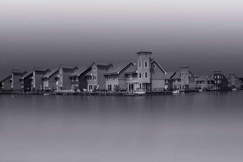 Reitdiep Groningen van Fotografie Ronald