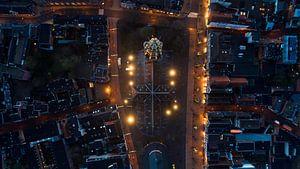 Groningen van boven | Der A-kerk van Daniel Houben