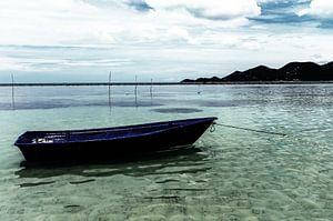 De blauwe boot