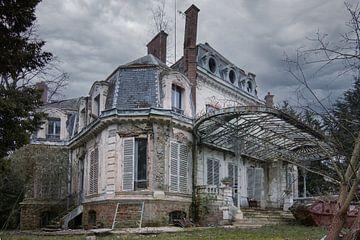 Verlassene französische Villa von Tim Vlielander