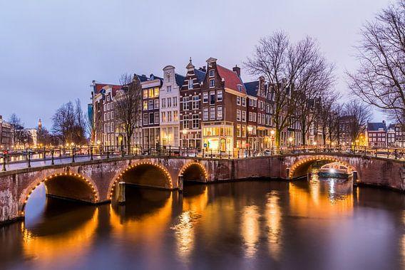 Amsterdam Keizersgracht 562-564 van Sjoerd Tullenaar