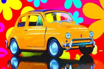 Bella Macchina 9 - Fiat 500 L van Jean-Louis Glineur alias DeVerviers