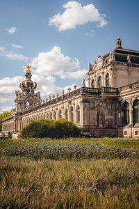 Zwinger Dresden von Sebastian Witt
