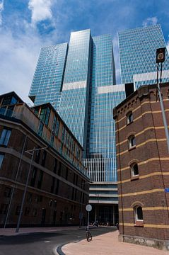 Moderne Architectuur in Rotterdam, Kop van Zuid van Xandra Ribbers