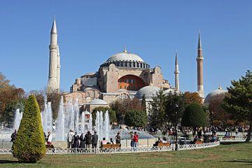 Hagia Sophia (1) von Antwan Janssen