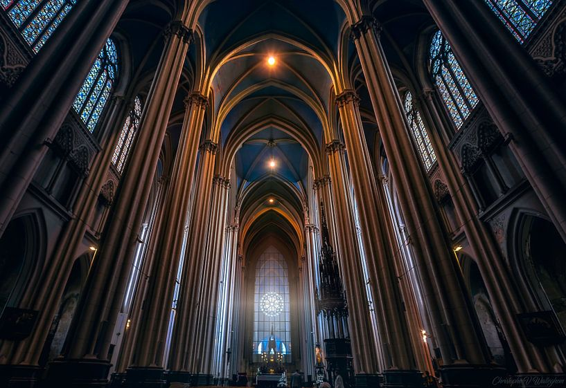 kerk von Christophe Van walleghem