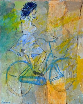 Mit dem Fahrrad von pol ledent