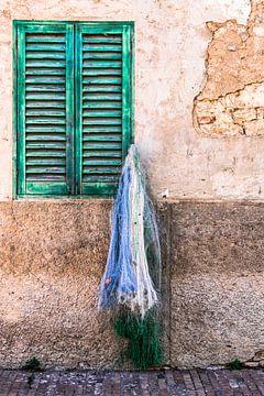 Toscaanse gevel von Irene Vroon