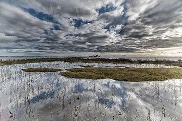 Herbstlandschaft von Ron van Gool