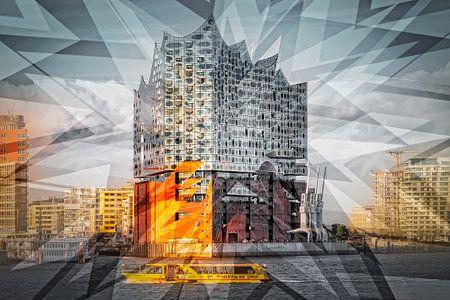 Die neue Elbphilharmonie in Hamburg von Peter Roder
