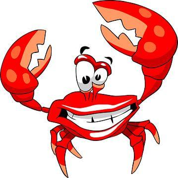Die glückliche Krabbe von Henny Hagenaars