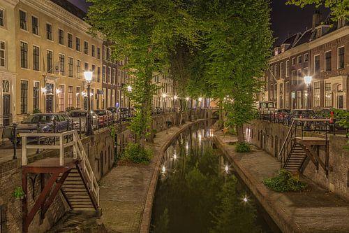 Utrecht by Night - Nieuwegracht - 6