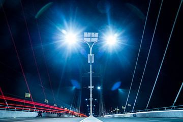 Ambon - Jembatan Merah Putih brug van Maurice Weststrate