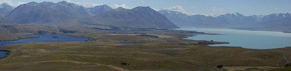 Lake Tekapo - Nieuw Zeeland