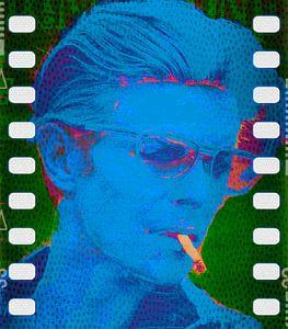 David Bowie Movie Like Pop Art PUR