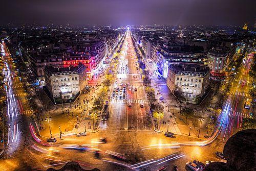 Oui Oui, c'est Paris! van Erwin Lodder
