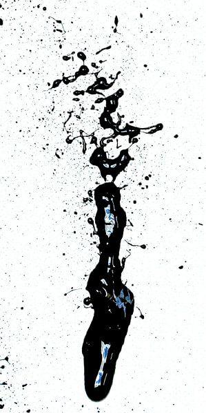 Black L #1 sur Rob van Heertum