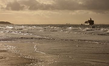 Expédition pour la côte de Zeeland sur MSP Canvas