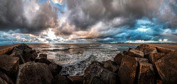 Storm II van Rene Kuipers