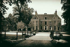 Maison de campagne Oud-Amelisweerd sur Jan van der Knaap