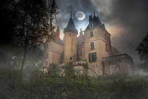 verlassenes Geisterhaus