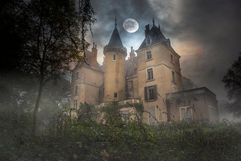 verlassenes Geisterhaus von Kristof Ven