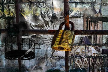 Lockdown van Helga van de Kar