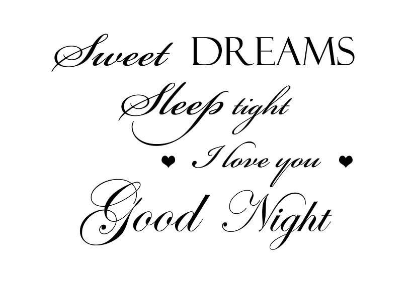 Sweet dreams - Wit van Sandra H6 Fotografie