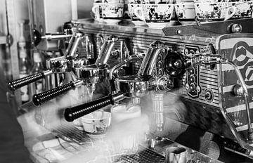 Cappuccino-Maschine von Daan Kloeg