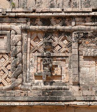 Mexico: Pre-Hispanic Town of Uxmal (San Isidro) von Maarten Verhees