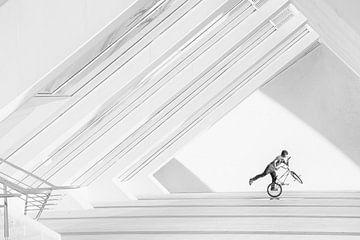 fietskunst, Piet Haaksma van 1x