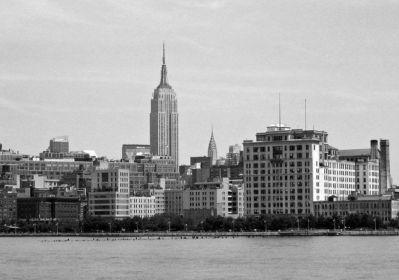 Empire State Building  van Gert-Jan Siesling