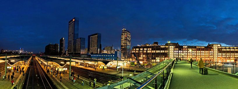 Rotterdam CS sur Sjoerd Mouissie