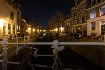 Haarlem bei Nacht_03 von Johan Honders