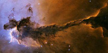 hubble Spacetelescope, van Brian Morgan