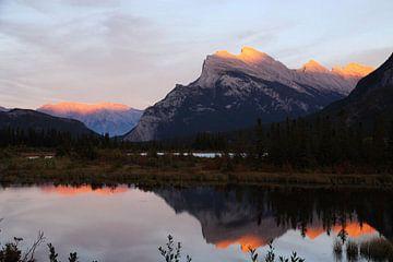 Bergmeer Canada van Veronie van Beek