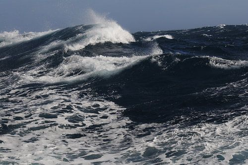South Atlantic Ocean  by windforce 10