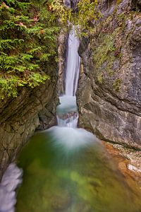 Tatzelwurm-Wasserfälle
