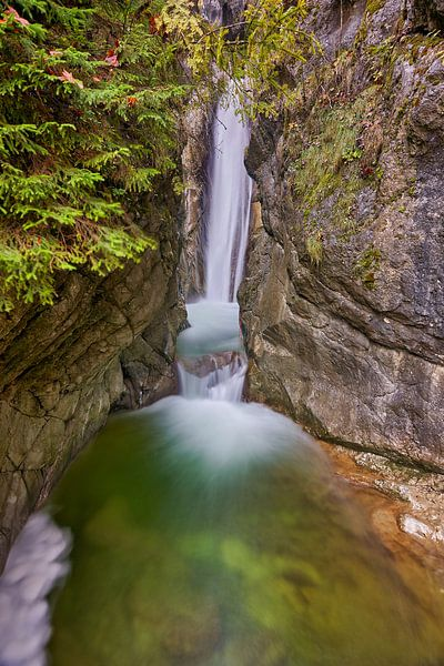 Tatzelwurm-Wasserfälle von Einhorn Fotografie