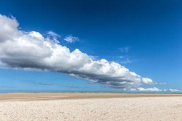 zandvlakte van de Hors op Texel von eric van der eijk