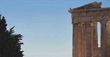 Parthenon 3 van Bart Rondeel