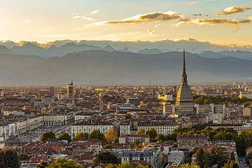 Maulwurf Antonelliana in Turin von Easycopters